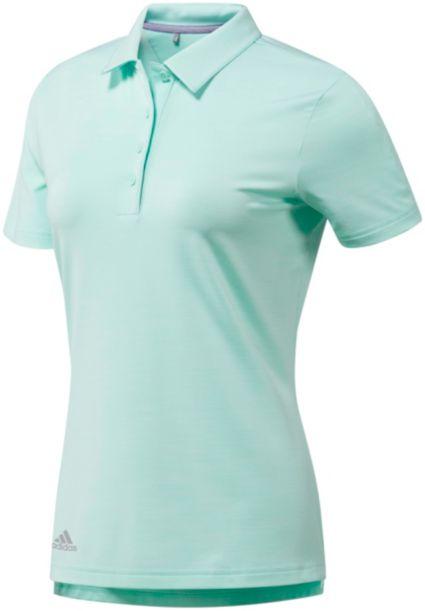 adidas Women's Ultimate365 Short Sleeve Golf Polo