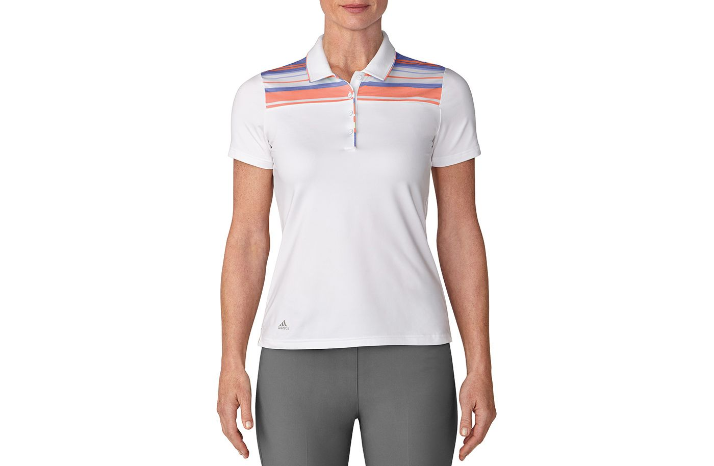 adidas Women's Ultimate365 Merch Golf Polo