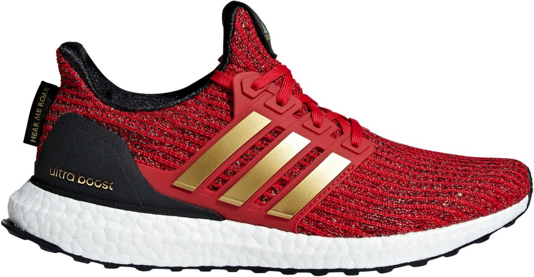 purchase cheap 99008 447de Women's adidas X Game of Thrones House Lannister Ultraboost Running Shoes