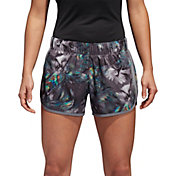 adidas Women's M10 Graphic Running Shorts