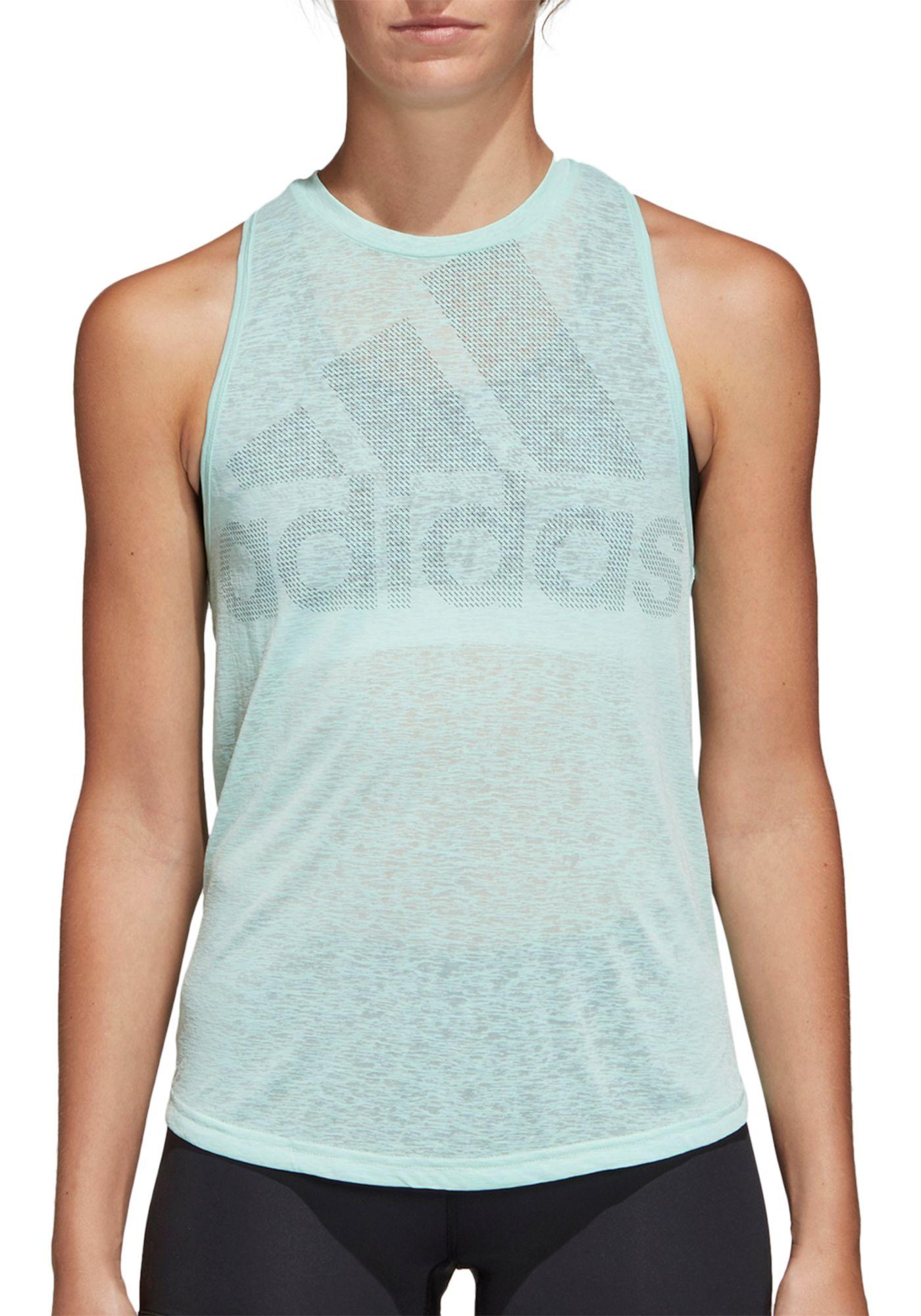 adidas Women's Magic Logo Tank Top