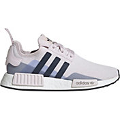 adidas Originals Women's NMD_R1 shoes in Lilac/Navy/Purple