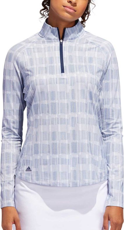 adidas Women's Ultimate365 Climacool UPF Golf Polo