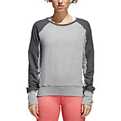 adidas Women's Performer Cover Up Sweatshirt