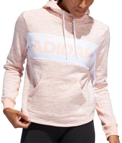 adidas Women s Post Game Fleece Pullover Hoodie. noImageFound 4e17f0868e