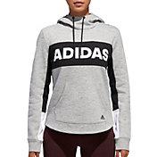 adidas Women's Post Game Fleece Pullover Hoodie