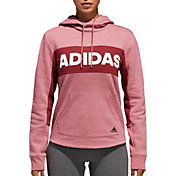adidas Women's Post Game Fleece Pullover Hoodie
