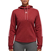 adidas Women's Badge Of Sport Post Game Hoodie