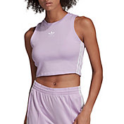 adidas Originals Women's Cropped Tank Top
