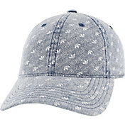 c26bd0022b8 Product Image · adidas Originals Women s Denim Monogram Strapback Hat · Wash  Denim