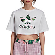 adidas Women's Originals Farm Cropped T-Shirt