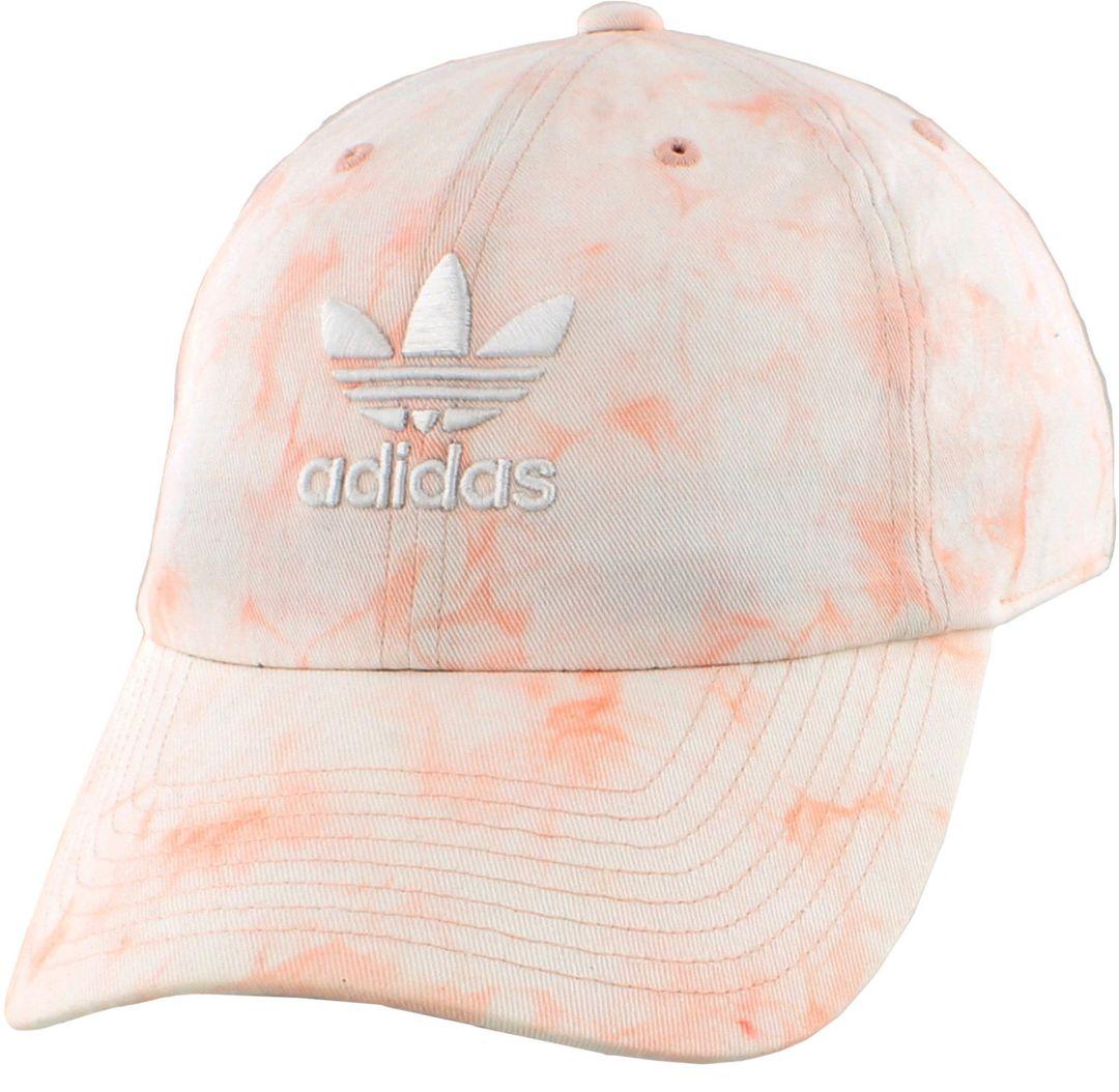 5ee7be5c adidas Originals Women's Relaxed Tie Dye Strapback Hat | DICK'S ...