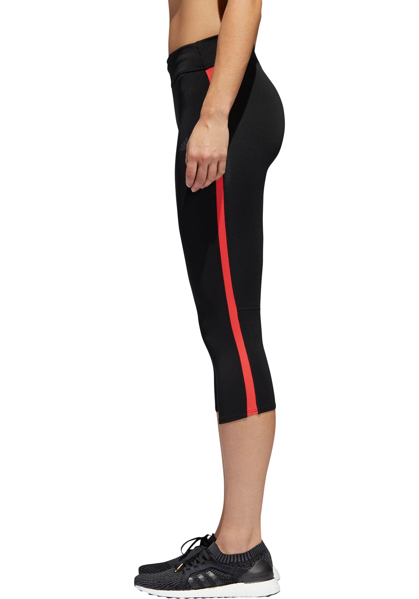 adidas Women's Response Running 3/4 Tights
