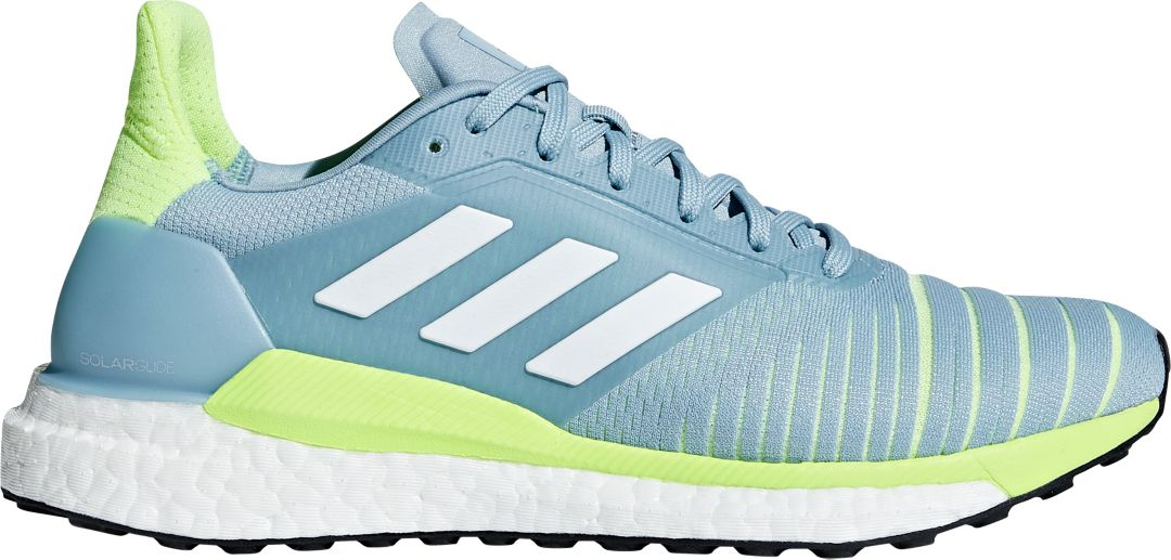 new photos delicate colors good texture adidas Women's Solar Glide ST Running Shoes