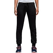 adidas Women's Essentials Linear Cuffed Pants