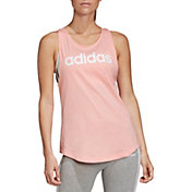 adidas Women's Linear Tank Top