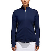 adidas Women's Essentials Full-Zip Golf Jacket