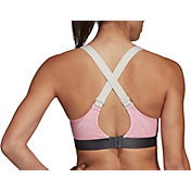 adidas Women's Stronger For It High Impact Sports Bra