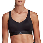 adidas Women's Stronger For It Racerback High-Impact Sports Bra