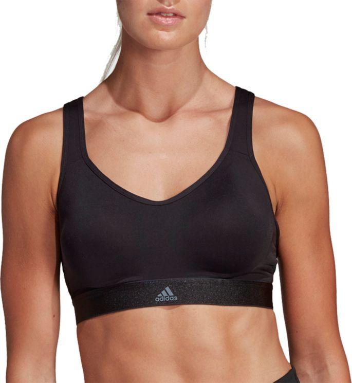 adidas Damen Stronger for It Bikini top: : Sport