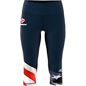 adidas Women's USA Volleyball Capri Tights