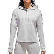 adidas Women's Team Issue Badge Of Sport Hoodie