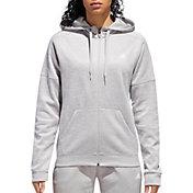 adidas Women's Team Issue Full Zip Hoodie