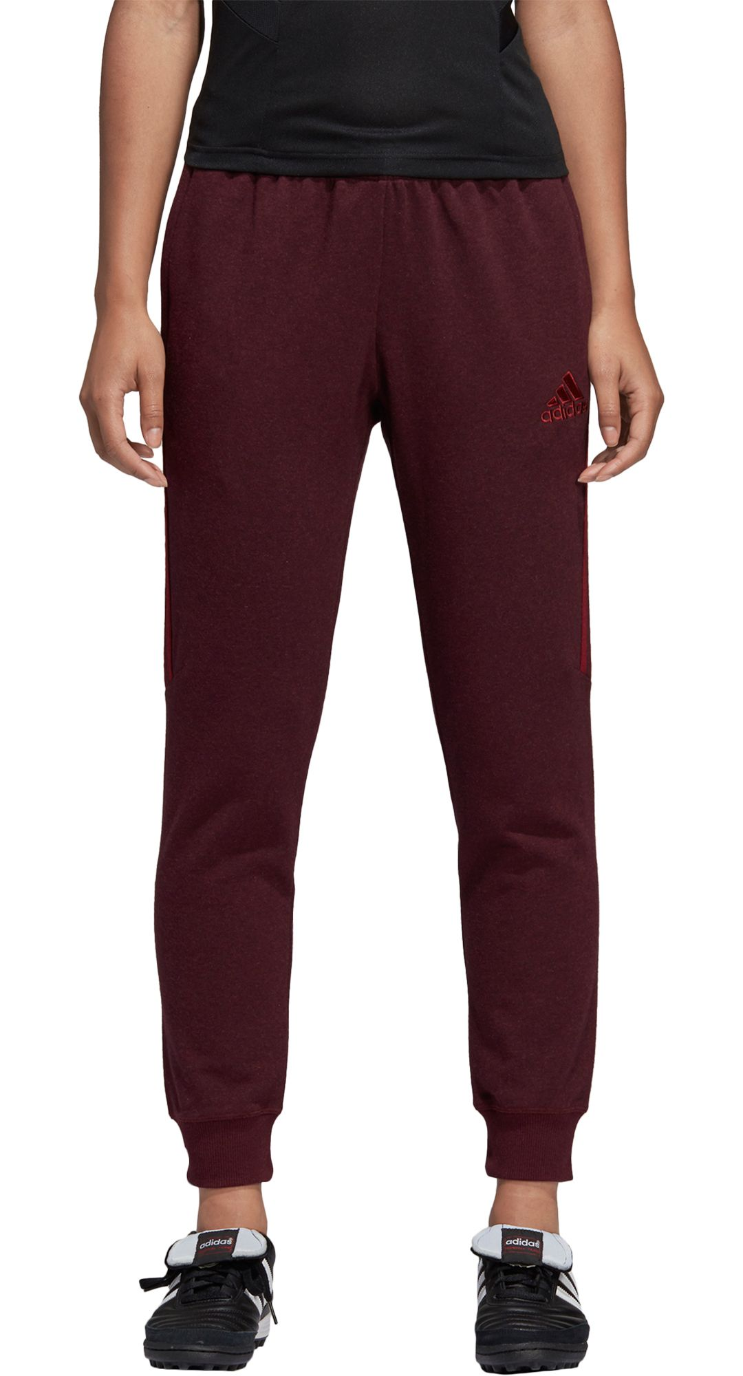0bc0e6709df5ac adidas Women's French Terry Tiro 18 Pants | DICK'S Sporting Goods