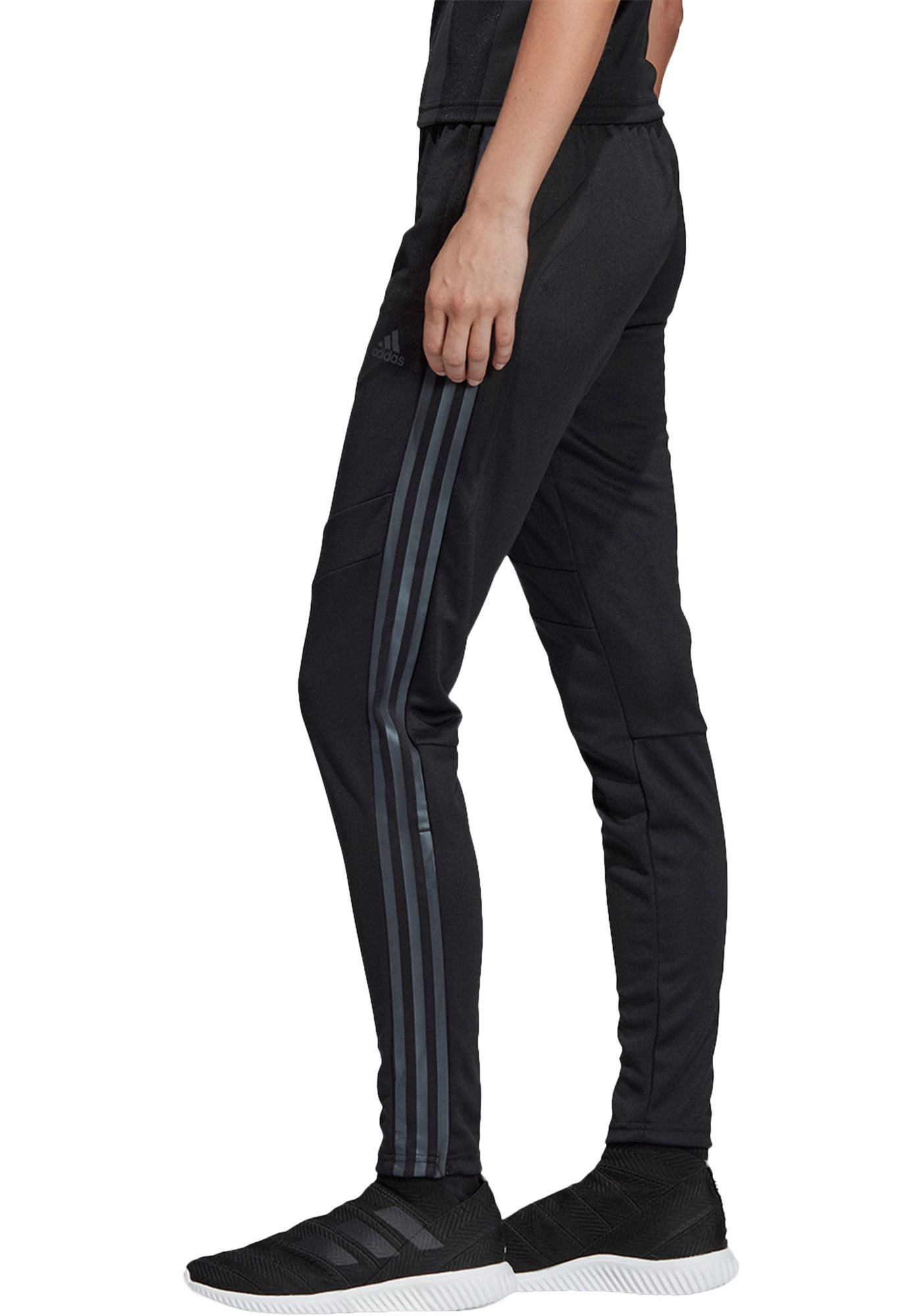 adidas Women's Metallic Tiro 19 Soccer Training Pants