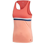 adidas Women's Colorblock Club Tank Top