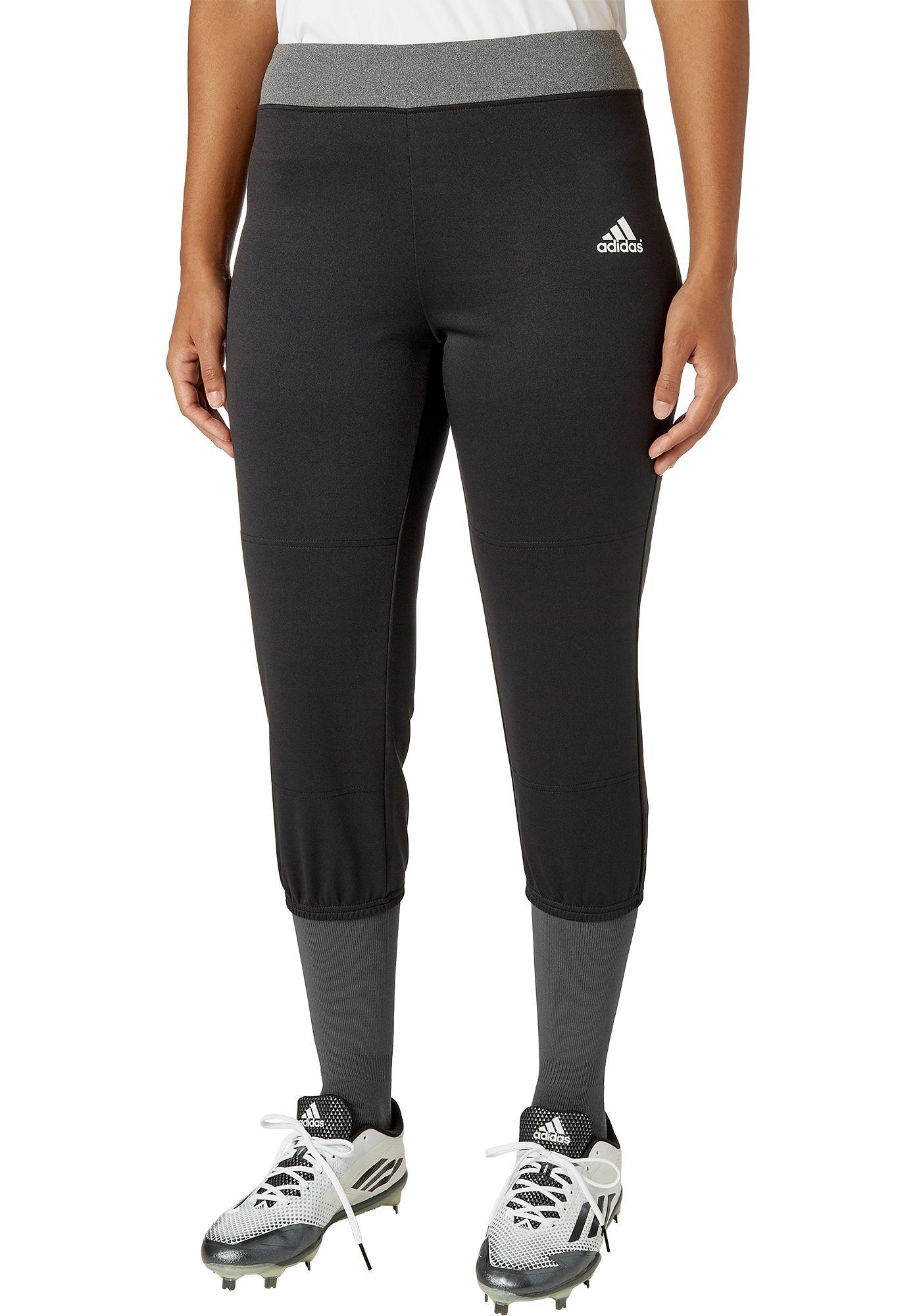 adidas Women's Knit Softball Pants