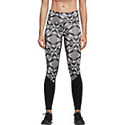 adidas Women's Wanderlust High-Rise Printed Yoga Tights