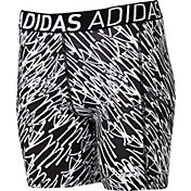 adidas Women's Printed Sliding Shorts