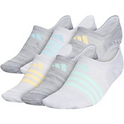 adidas Women's Superlite II Super No Show Socks - 6 Pack