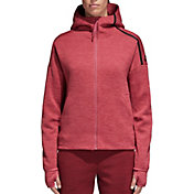 adidas Women's Z.N.E. Zip Up Hoodie