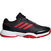 adidas Kids' Grade School Barricade Club Tennis Shoes