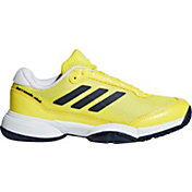 adidas Kids' Preschool Barricade Club Tennis Shoes