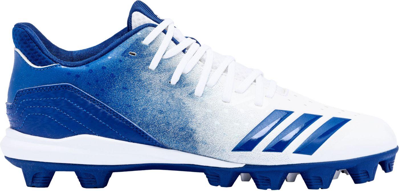 adidas Kids' Icon 4 Splash MD Baseball Cleats