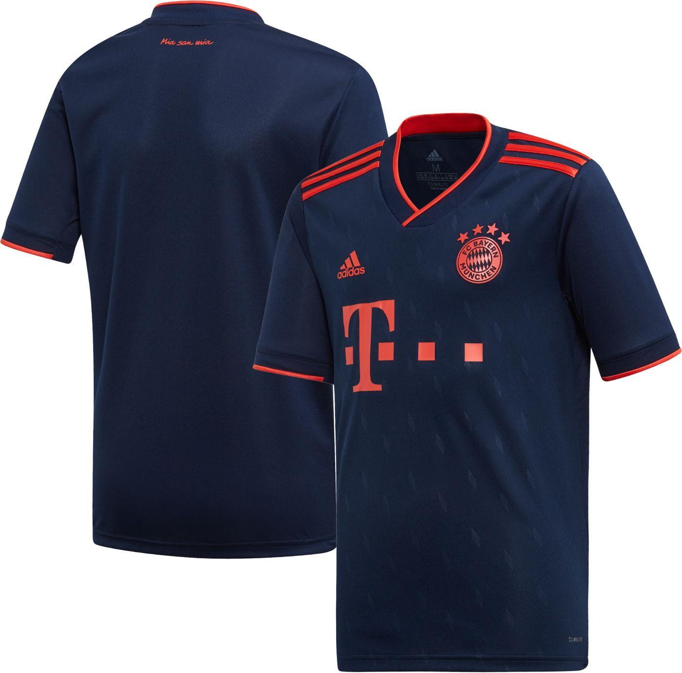 adidas Youth Bayern Munich '19 Stadium Third Replica Jersey
