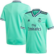 adidas Youth Real Madrid '19 Stadium Third Replica Jersey