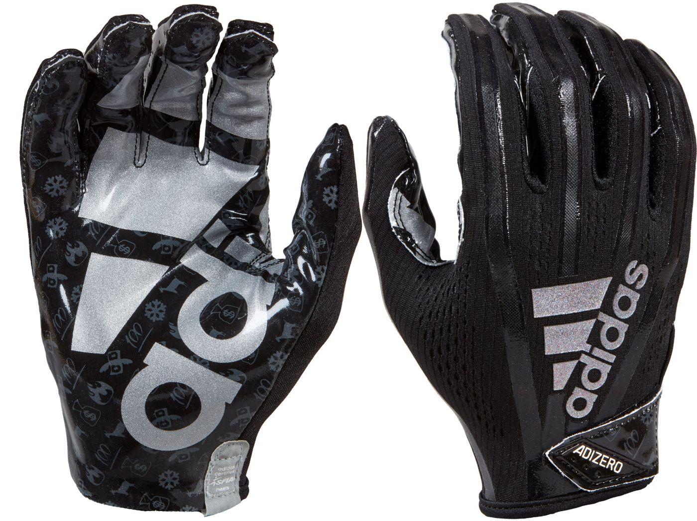 adidas Youth Adimoji 7.0 Receiver Gloves