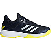 adidas Kids' Grade School adizero Club Tennis Shoes