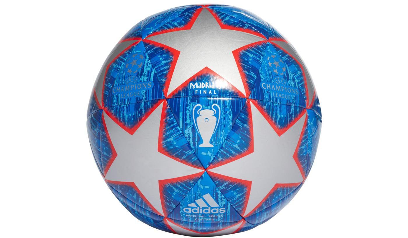 adidas UEFA Champions League Finale Capitano Soccer Ball