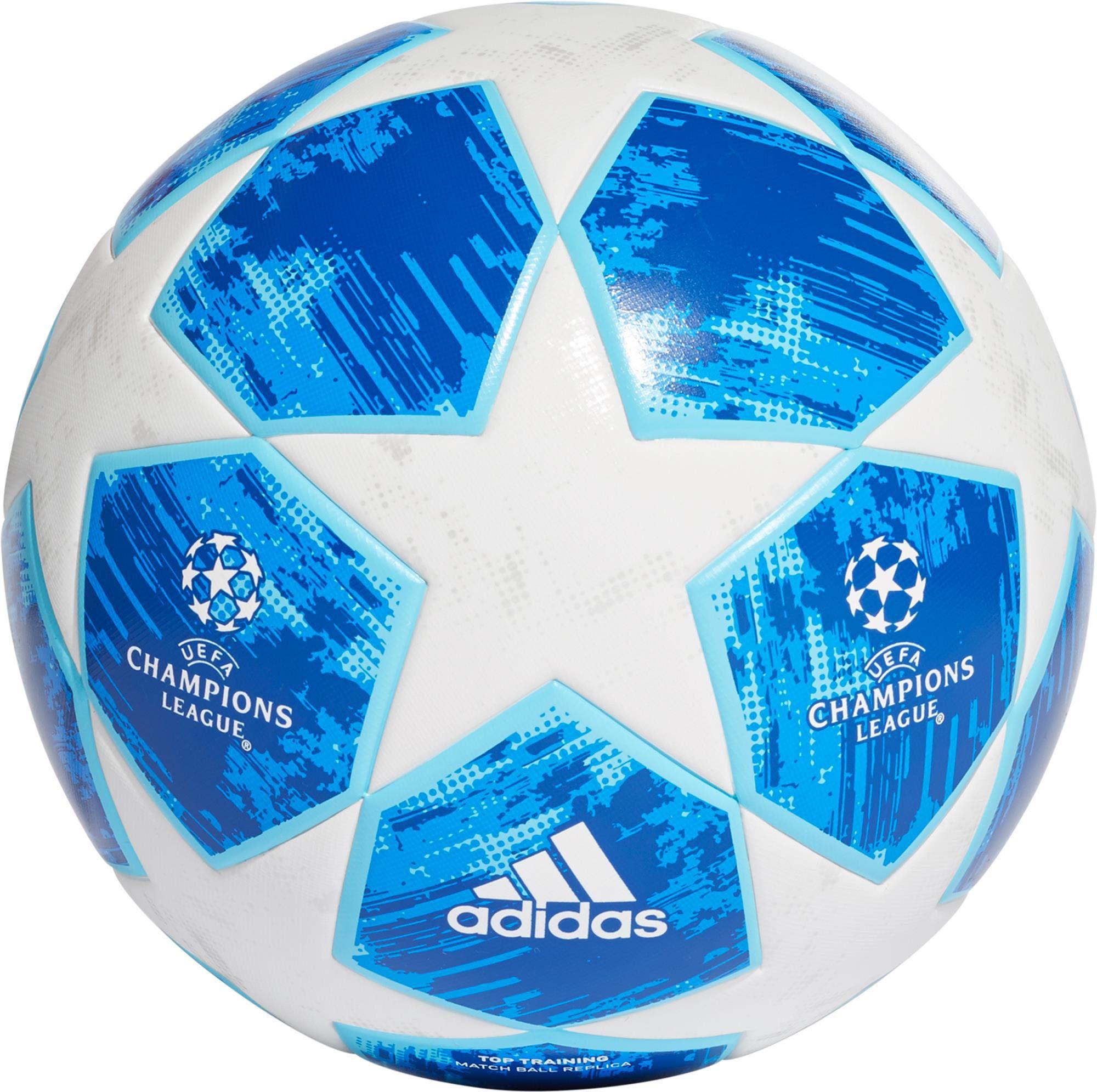 6b1a6ffb8374 adidas UEFA Champions League Finale Top Training Soccer Ball ...