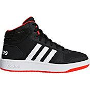 adidas Kids' Preschool Hoops 2.0 Mid Basketball Shoes
