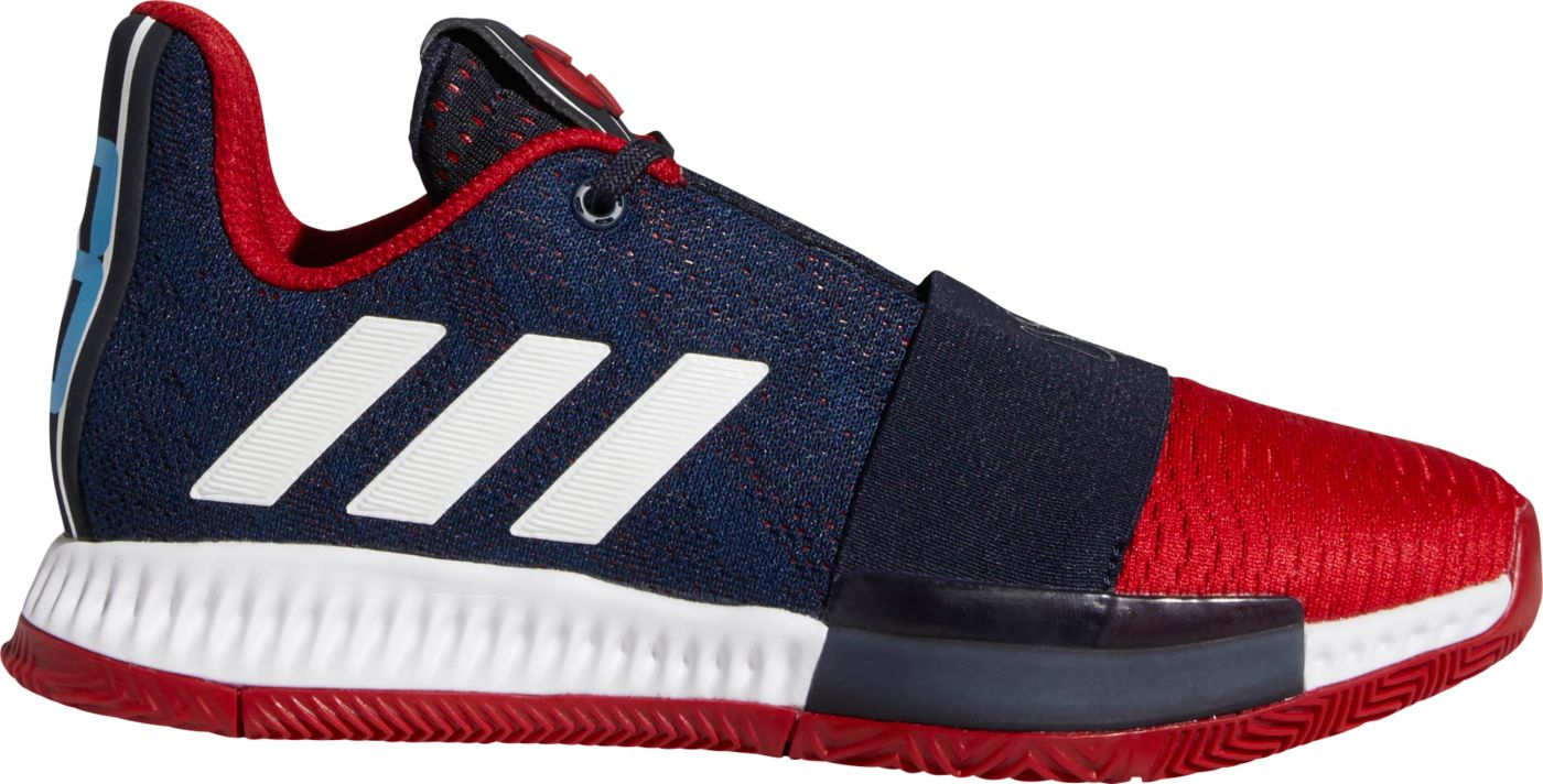 adidas Kids' Grade School Harden Vol. 3 Basketball Shoes