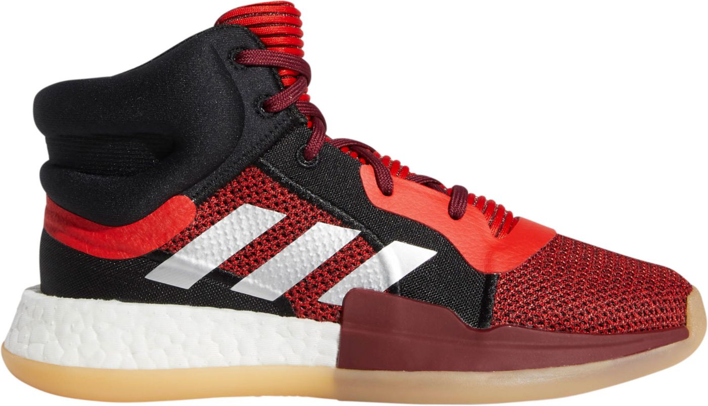 adidas Kids' Grade School Marquee Boost Basketball Shoes