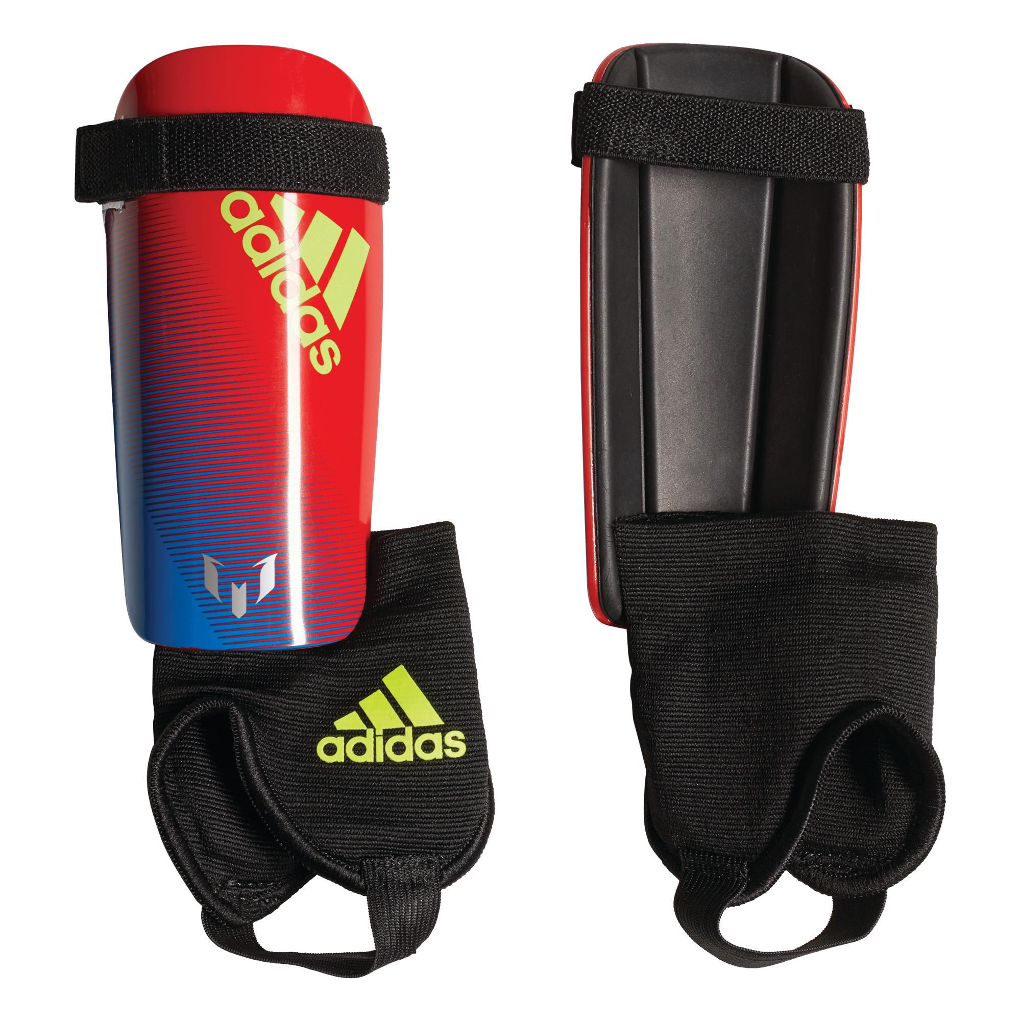 efa5a355f adidas Youth Messi 10 Soccer Shin Guards