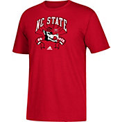 adidas Youth NC State Wolfpack Red Performance T-Shirt