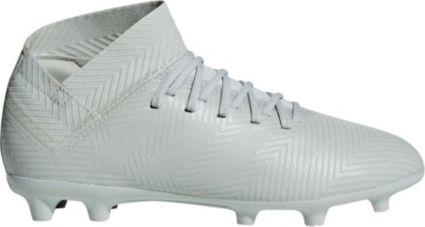 e48683e54a7 adidas Kids  Nemeziz 18.3 FG Soccer Cleats. noImageFound